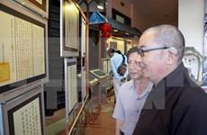 Exhiben registros históricos del patrimonio mundial de Hoi An