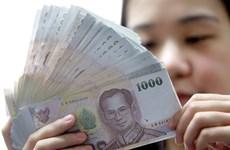 El baht tailandés alcanza valor récord en dos años