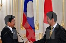 Japón y Laos analizan plan conjunto de desarrollo