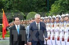 Vietnam aspira a fortalecer relación multisectorial con República Checa