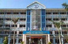 Universidad vietnamita ayuda a Laos en capacitación de recursos humanos