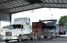 Registran gran aumento de exportaciones de Vietnam a China mediante puerta de Lao Cai