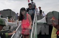 Isla vietnamita de Cai Chien atrae a turistas por sus playas vírgenes
