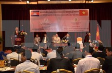 Proponen medidas para fortalecer nexos Vietnam – Camboya
