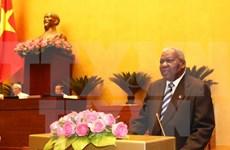 Cuba concede alta prioridad a vínculos con Vietnam, afirma presidente del parlamento cubano