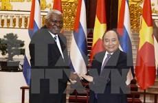 Vietnam reafirma respaldo a Cuba en lucha contra bloqueo económico de EE.UU