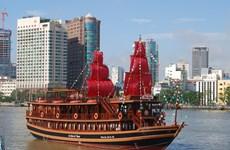 Ciudad Ho Chi Minh impulsa programas de turismo fluvial