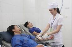 Vietnam acoge por primera vez Día Mundial del Donante de Sangre
