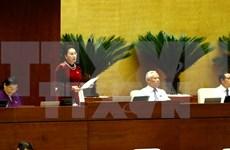 Parlamento de Vietnam inicia interpelaciones a miembros del gobierno