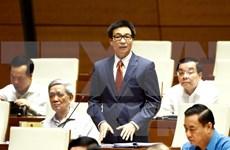 Electores califican de francas y sin rodeos respuestas de ministros vietnamitas al Parlamento