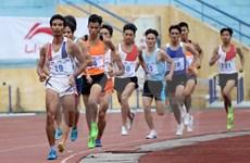 Atletismo de Vietnam gana nueve medallas de oro en Tailandia