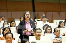Interpelaciones del Parlamento vietnamita ahondan en asuntos clave