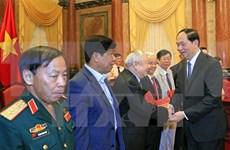 Presidente vietnamita destaca contribuciones de excombatienes voluntarios en Camboya