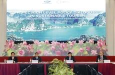 Celebran en provincia norvietnamita diálogo del APEC sobre turismo sostenible