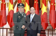 Premier vietnamita: Cooperación militar con China favorece nexos económicos