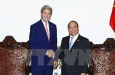 Vietnam solicita apoyo de Estados Unidos en enfrentamiento a cambio climático