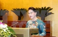 Presidenta del Parlamento vietnamita destaca cambios transformadores en sesiones parlamentarias