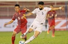 Selección sub 17 de Vietnam vence a Camboya en partido amistoso de fútbol