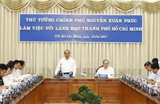 Premier exhorta a Ciudad Ho Chi Minh a construir una economía innovadora