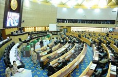 Asamblea tailandesa aprueba borrador sobre estrategia nacional
