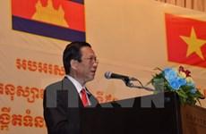 Conmemoran en Phnom Penh aniversario de nexos diplomáticos Vietnam-Camboya
