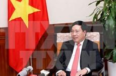Vicepremier de Vietnam resalta desarrollo incesante de lazos con Camboya