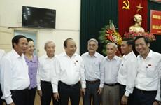 Establecimiento de gobierno íntegro y constructivo, misión de todo el sistema político vietnamita