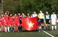 Destacan labor de Unión de estudiantes vietnamitas en Bélgica