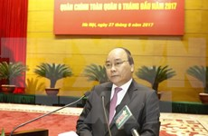 Enaltecen labores políticas y militares de las fuerzas armadas vietnamitas