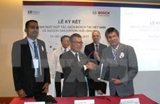 Bosch respalda al emprendimiento innovador en Vietnam