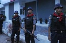 Myanmar arrestó a más de 200 narcotraficantes en frontera con Tailandia