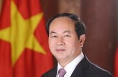 TLC entre Vietnam y UEE centrará visita de presidente Dai Quang a Rusia