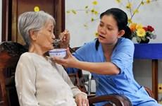 Realizan en Vietnam chequeo médico gratuito en ocasión del Día de Inválidos de Guerra