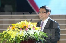 Embajada de China en Vietnam celebra aniversario 20 de devolución de Hong Kong