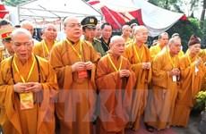 Rinden homenaje a mártires vietnamitas caídos en el frente del Norte