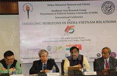 Buscan Vietnam e India impulsar relaciones multifacéticas