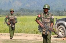 Myanmar despliega fuerzas de seguridad en estado de Rakhine