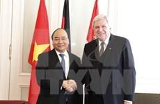 Asociación estratégica Vietnam- Alemania avanza en todos los niveles y sectores