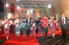 Día de intercambio fronterizo Vietnam- Laos: ocasión para estrechar solidaridad especial
