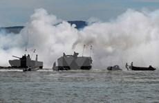 Indonesia y EE.UU. realizan ejercicio conjunto para elevar capacidad combativa