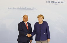 Premier vietnamita llama a más inversiones de Pymes alemanas