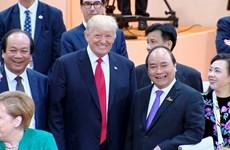 Premier vietnamita se reúne con líderes mundiales en Cumbre del G20