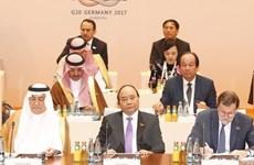 Premier vietnamita concluye visita de trabajo a Alemania