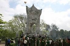 Vietnam celebra diversas actividades en homenaje a héroes y mártires