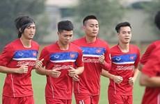 Vietnam enfrentará al campeón Tailandia en fútbol masculino de SEA Games 2017