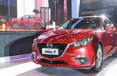 Retiro de Mazda por fallo de freno de mano no afecta a mercado de Vietnam