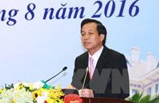 Anuncian en Vietnam actividades para honrar a inválidos de guerra y mártires