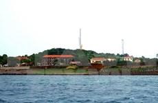 Inauguran mástil de bandera nacional en distrito insular vietnamita