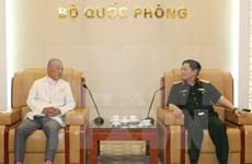 Colaboración en defensa: factor importante en relaciones Vietnam-Japón