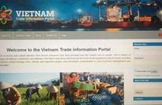 Lanzan sitio web de información comercial de Vietnam